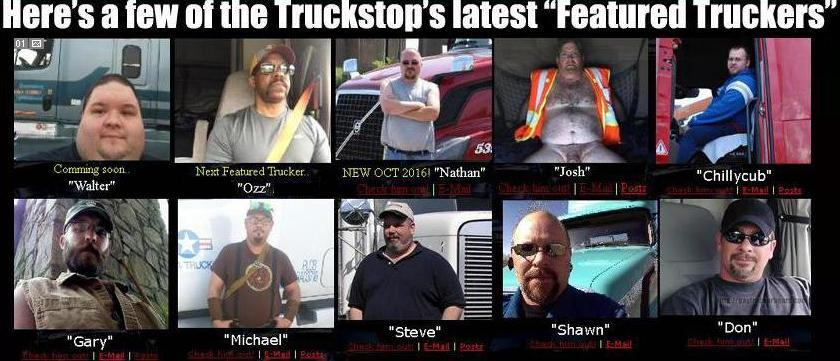 Featured Gay Truckers