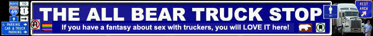 All Bear Truckstop Gay Trucker Pictures Logo