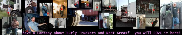 hairy horny truckers
